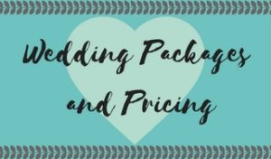 Wedding Packages and Pricing at Georgetown Event Center