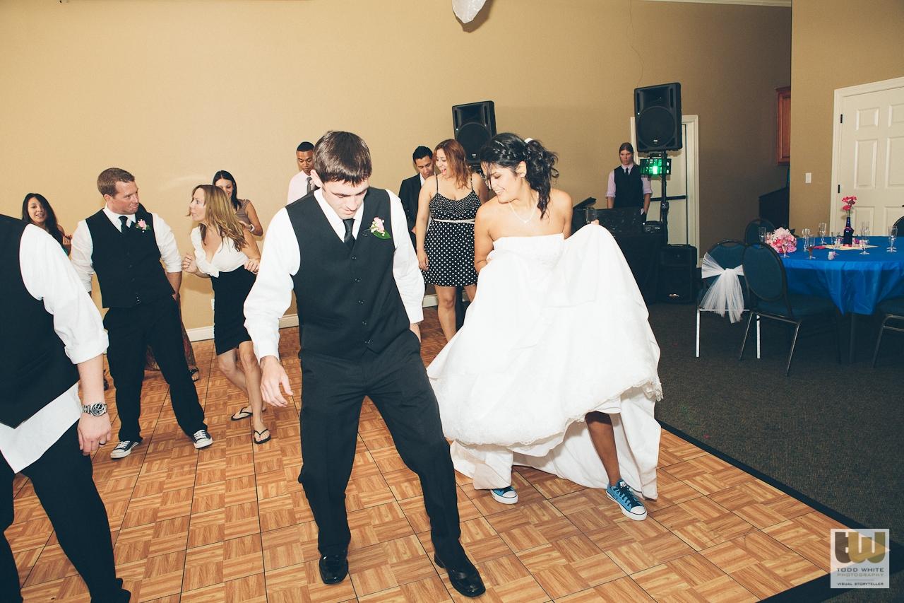 Wedding Line Dances | Wedding Reception Line Dance Georgetown Event Center
