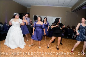 Dancing at Christy's Wedding