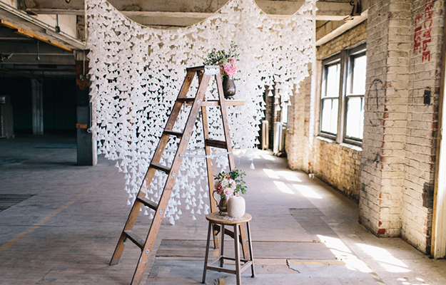 4 ways to have a beautiful wedding on a budget - Deco vintage pas cher ...